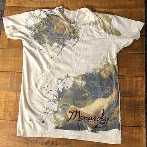 Monarchy Short Sleeve T-shirt
